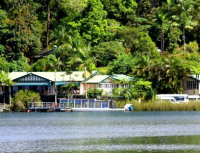 Lake Barrine Rainforest Cruises and Teahouse