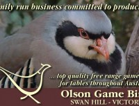Olsen Game Birds